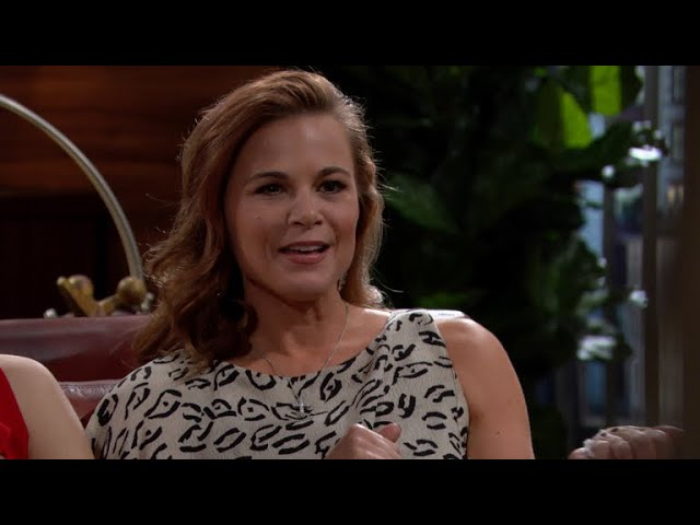 The Young and the Restless - Gina Tognoni Remembers Kristoff St. John