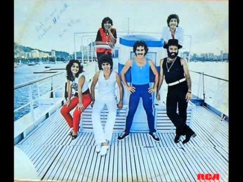Painel de Controle  -  Black Coco 1978