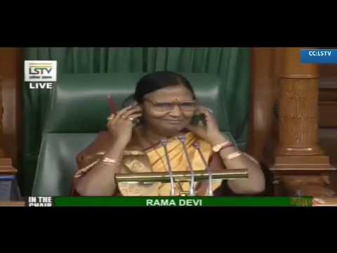 Azam Khan's Objectionable Remark On BJP's Rama Devi Sparks Uproar In Lok Sabha