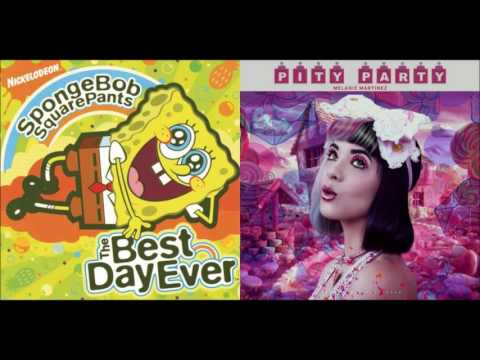 The Best Party Ever (Mashup) - SpongeBob SquarePants & Melanie Martinez