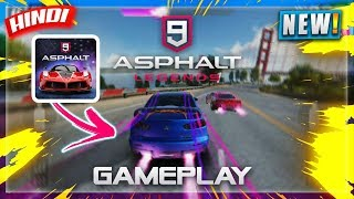 🔥ASPHALT 9: LEGENDS ANDROID GAMEPLAY | NEW RACING GAME ANDROID | NOOBTHEDUDE GAMING