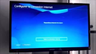 PS4 problème connexion PSN ou Maintenance