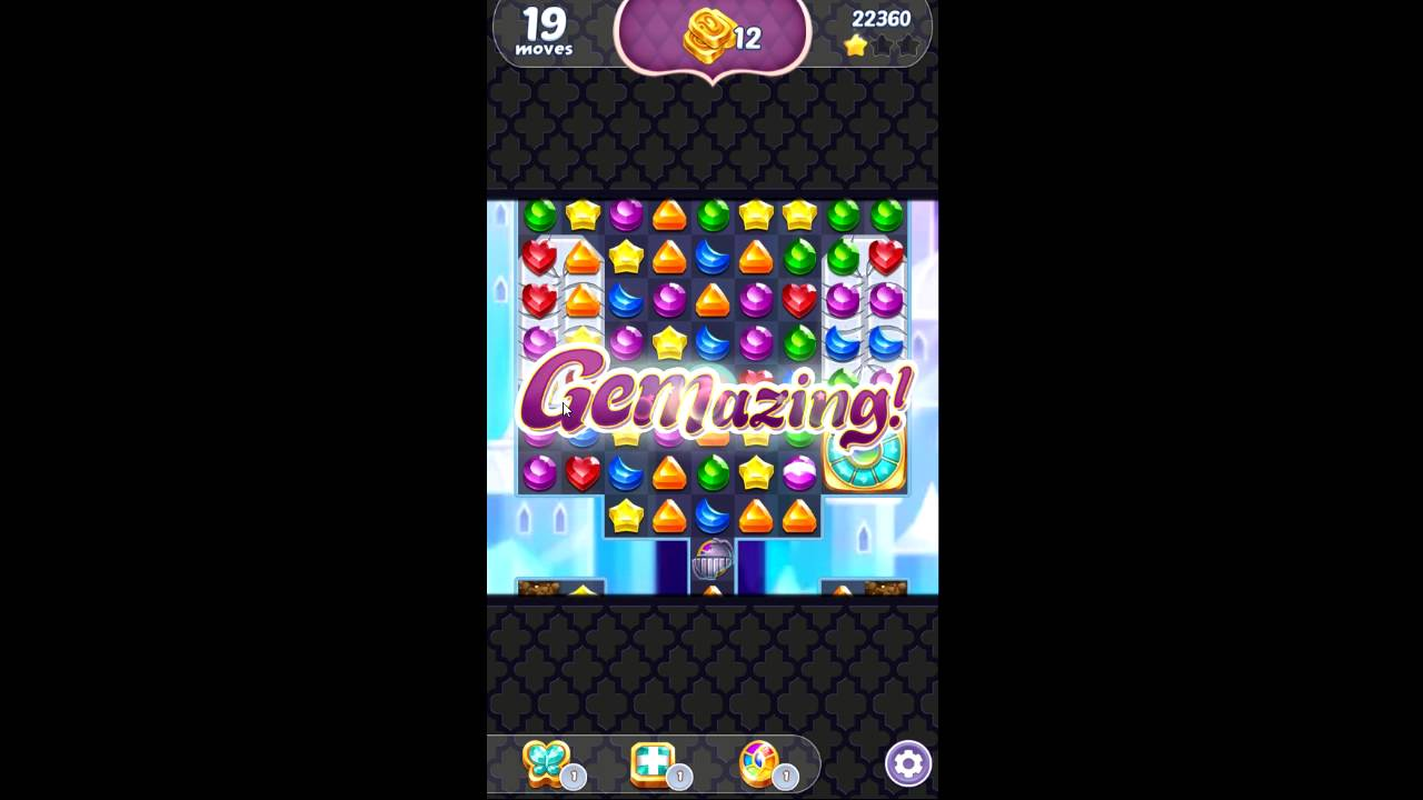 Levelbeater - How to beat Genies & Gems level 290
