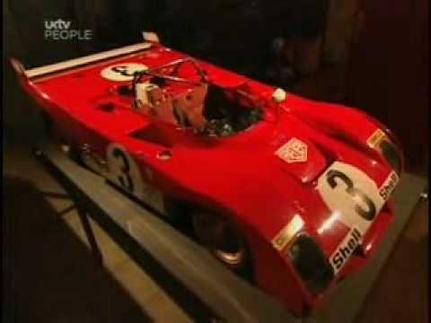 Real Working Ferrari Model Car
