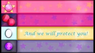 We are the Crystal Gems - Lyrics thumbnail