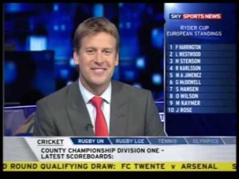 Sky Sports News Blooper - Steve McClaren