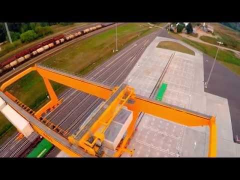 Vilnius Intermodal Terminal