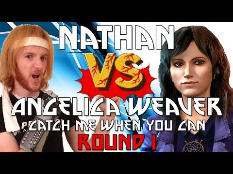 Nathan vs Angelica Weaver: Catch Me When You Can - #1 - Bricked  