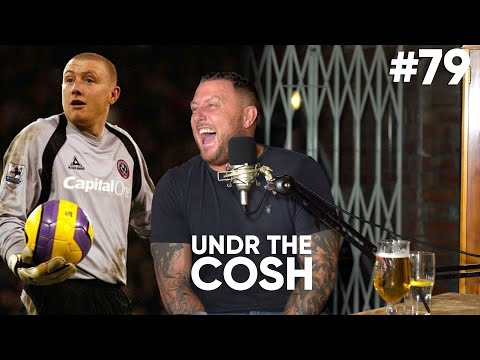 Paddy Kenny Part 1 - Undr The cosh Podcast