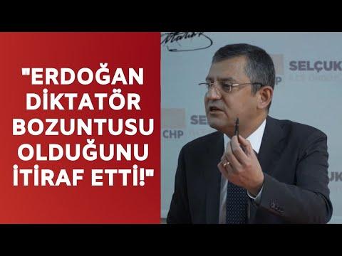 CHP'li Özel: \