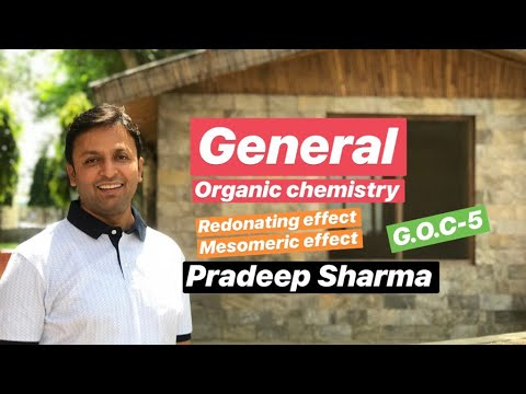 Resonance , Mesomeric effect , Organic chemistry for JEE ,NEET, class XII & XI Exams Preparations