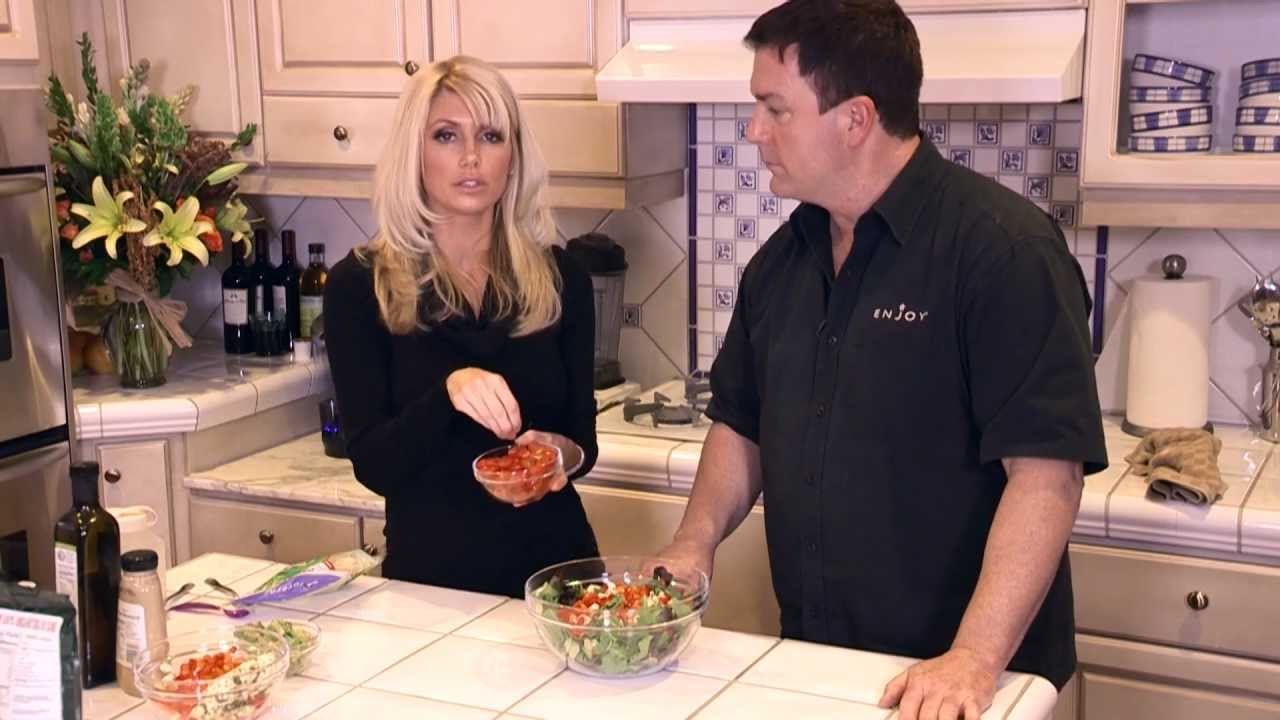 Cooking with Brande Roderick - Health Beauty Life The Show ...