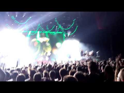 Slipknot - Duality live, Vilnius 2016