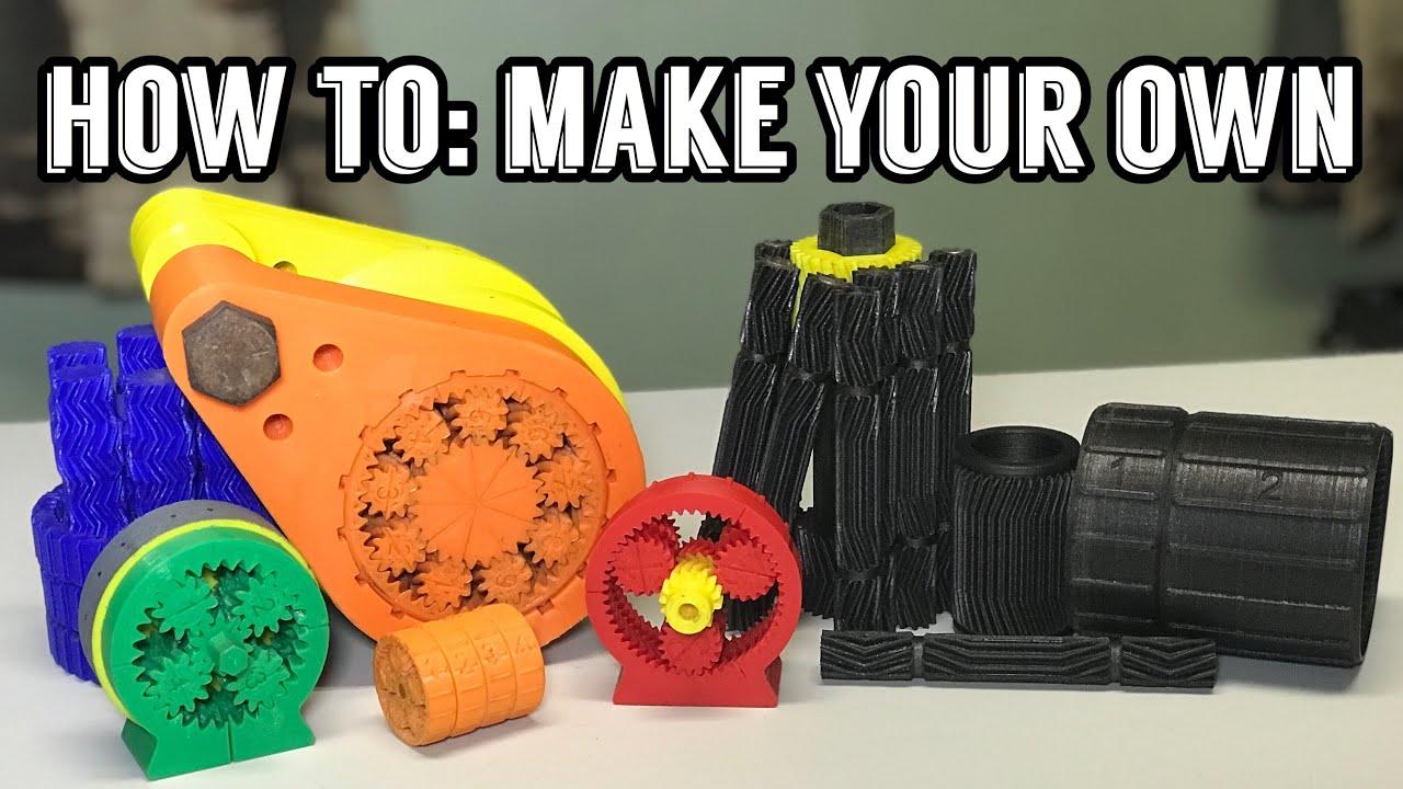 Helical Gear Generator | Fusion 360 | Autodesk App Store