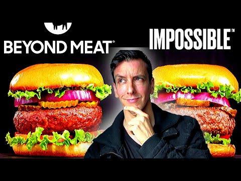 Scientist breaks down Beyond & Impossible Burger