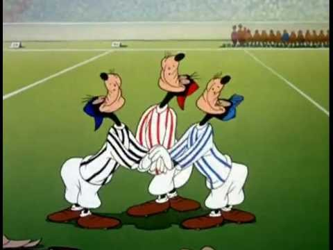 "Goofy - ""How To Play Football"" (1944)"