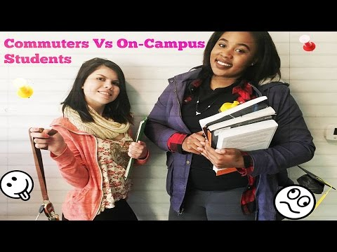 Commuter Students Vs On Campus Students