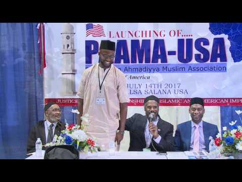 MTA News clip about the Pan-African Ahmadiyya Muslim Association (PAAMA)