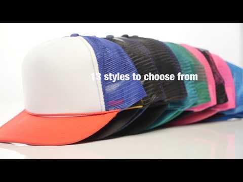 OTTO Cap - OTTO's Best Selling Trucker Hats