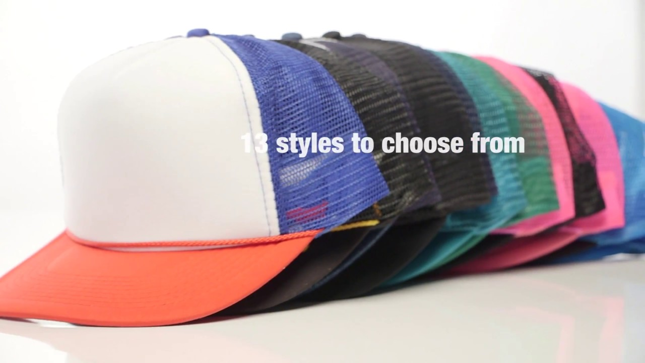 OTTO Cap - OTTO's Best Selling Trucker Hats