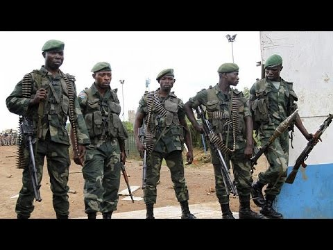 Congolese troops kill 6 ADF rebels in eastern DRC