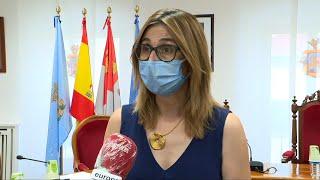 Alcaldesa de Aranda señala que se han confiado en el ámbito privado