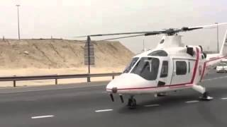 multiple vehicle crash on Sheikh Mohamed bin Zayed Road