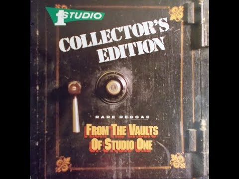 VA - Collector's Edition - Rare Reggae From The Vaults Of Studio One (Heartbeat) FULL LP