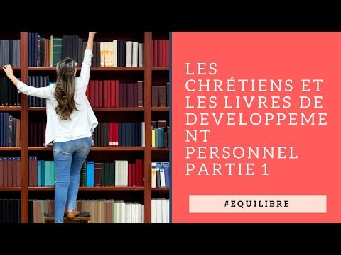 Affaire de livres de developpement personnel et les chretiens