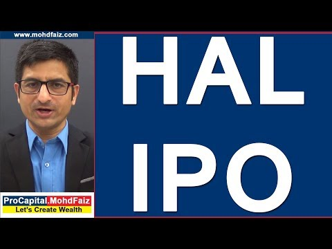 HAL IPO