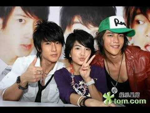 ella chen and wu chun i am your angel youtube