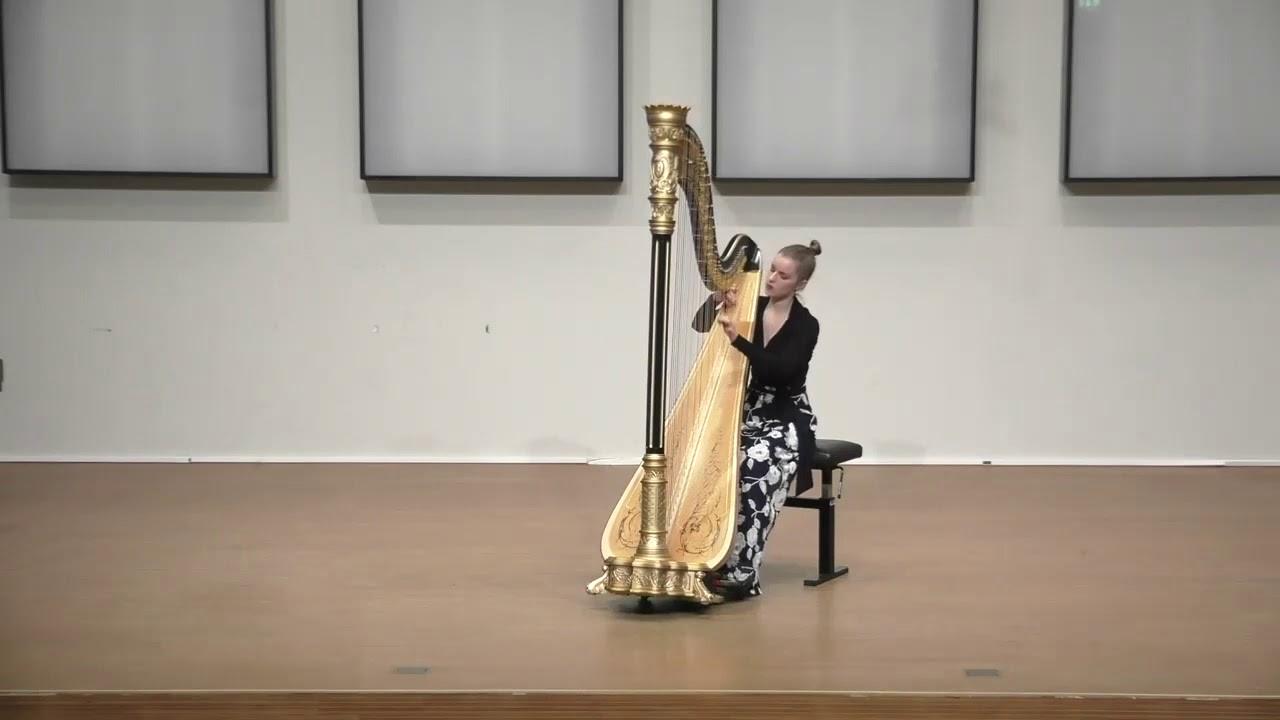 L. Spohr: Variations sur 'Je suis encore dans mon printemps', Op.36 - Miriam Ruf, Harp