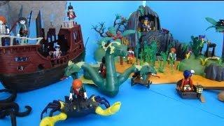 PLAYMOBIL pirates piraten demo