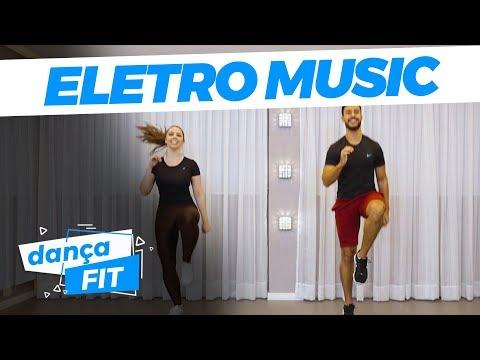 Queime Calorias - Dança Fit - Eletro   Playdance