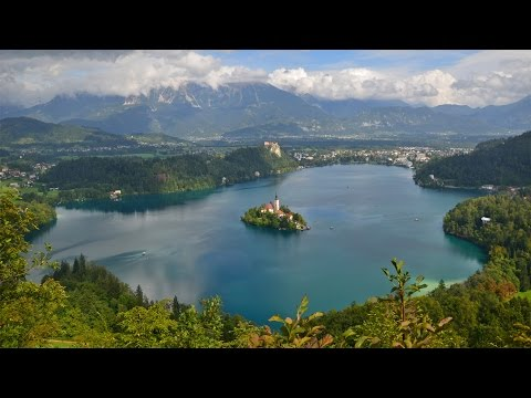 Slovenia Trip - Triglav, Bled, Bohinjsko, Ljublana