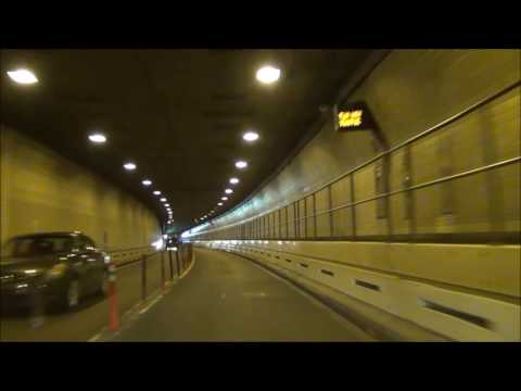 New York - Unsigned Interstate 478 South (Brooklyn-Battery Tunnel) - Full Length