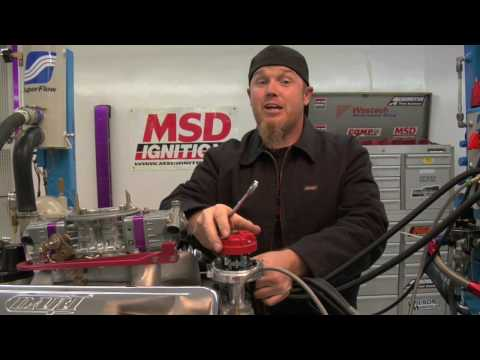 edelbrock vacuum advance hookup
