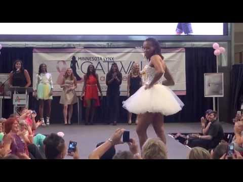 5th annual Minnesota Lynx Catwalk for a Cure