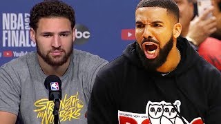 Klay Thompson Reveals His Feelings On Drake & Experts Think Warriors CANNOT Win Without KD