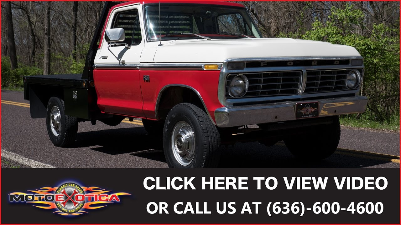 Front Bumper For 1977 Ford F-150 F250 Painted Black Steel