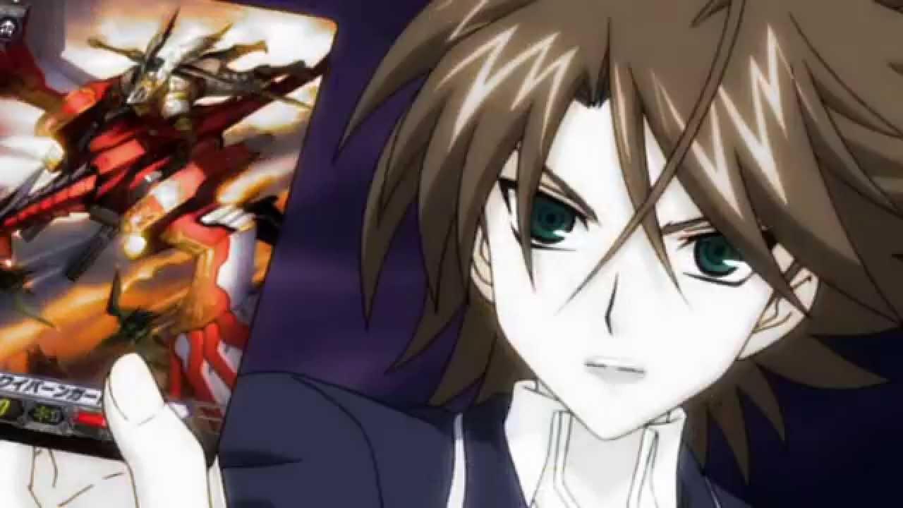 Aichi x Kourin in 2020   Cardfight vanguard, Vanguard, Anime