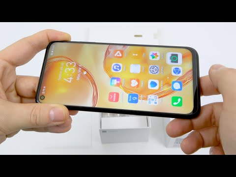 Huawei P40 Lite Unboxing (Quad Camera Phone With 7 NM CPU, Fast Charging)