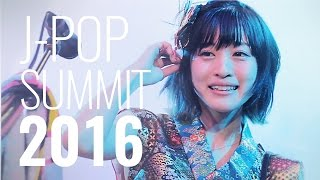 Video Interview with Silent Siren at J-POP SUMMIT 2016 -Credits- Vi...