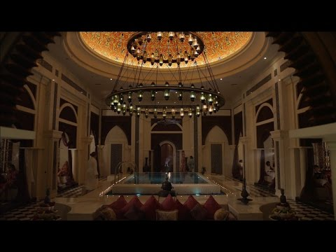 talise ottoman spa at jumeirah zabeel saray resort dubai. Black Bedroom Furniture Sets. Home Design Ideas
