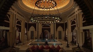 Talise Ottoman Spa at Jumeirah Zabeel Saray Resort, Dubai