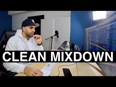 GET A CLEAN MIXDOWN