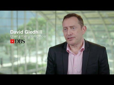 DBS Bank Drives Toward Digital Transformation Using AWS