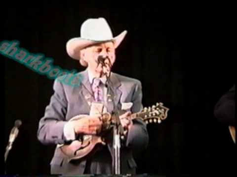 Bill Monroe and the Bluegrass Boys 1-18-93 at