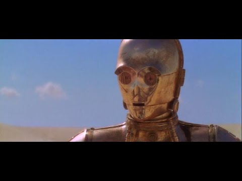 C-3PO Is Star Wars' Real Hero
