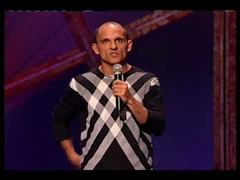 Carl Barron @ Just for Laughs 1